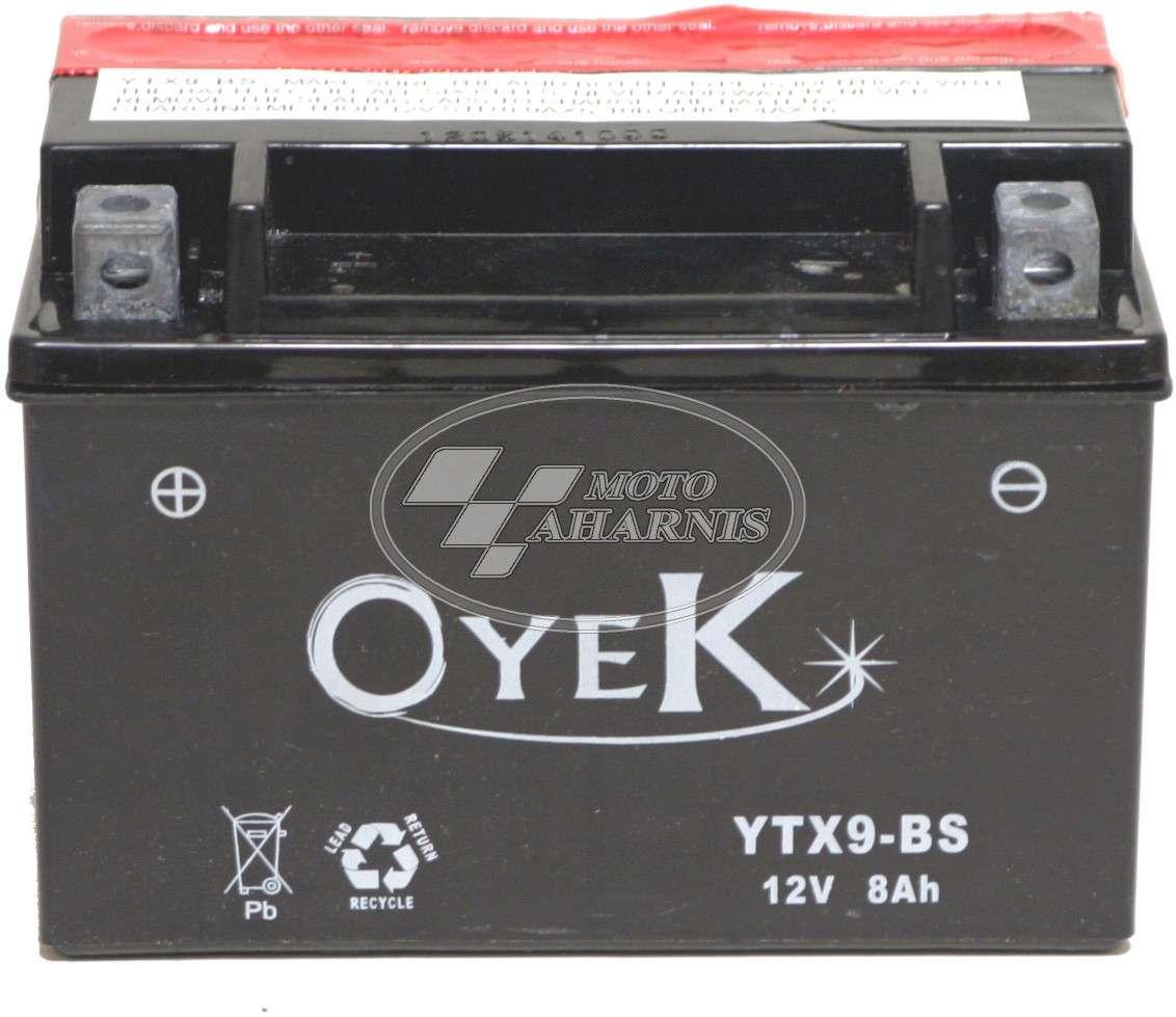 ΜΠΑΤΑΡΙΑ OYEK YTX9-BS