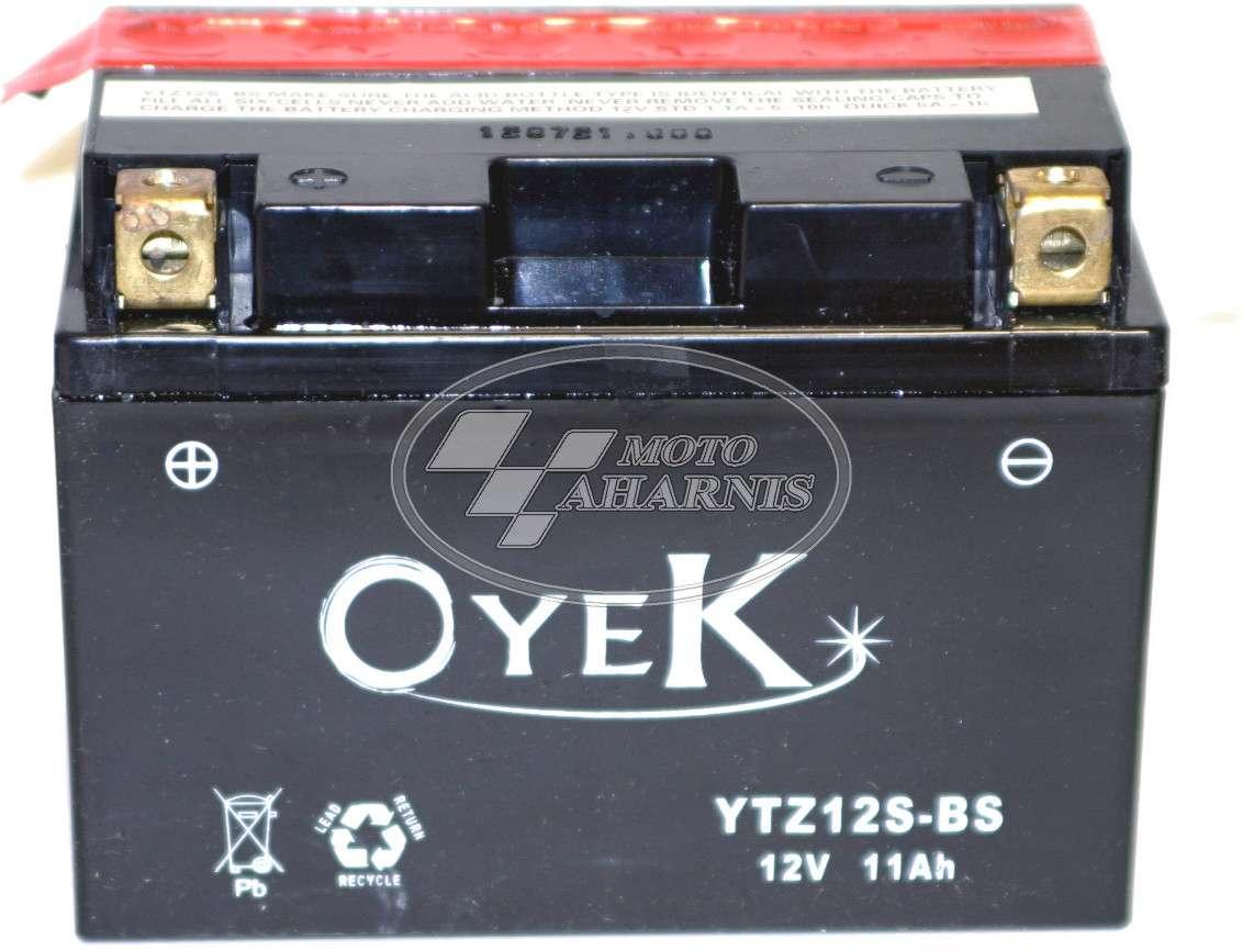 ΜΠΑΤΑΡΙΑ OYEK YTZ12S-BS