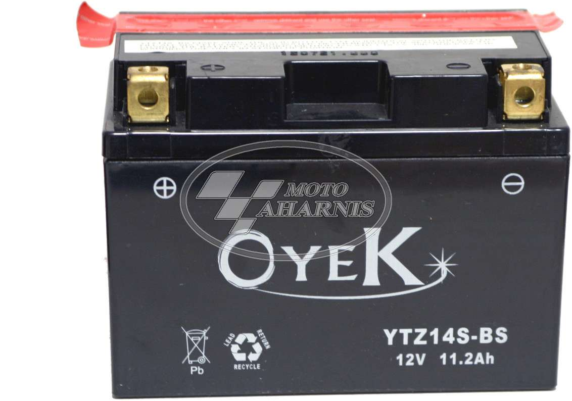 ΜΠΑΤΑΡΙΑ OYEK YTZ14S-BS