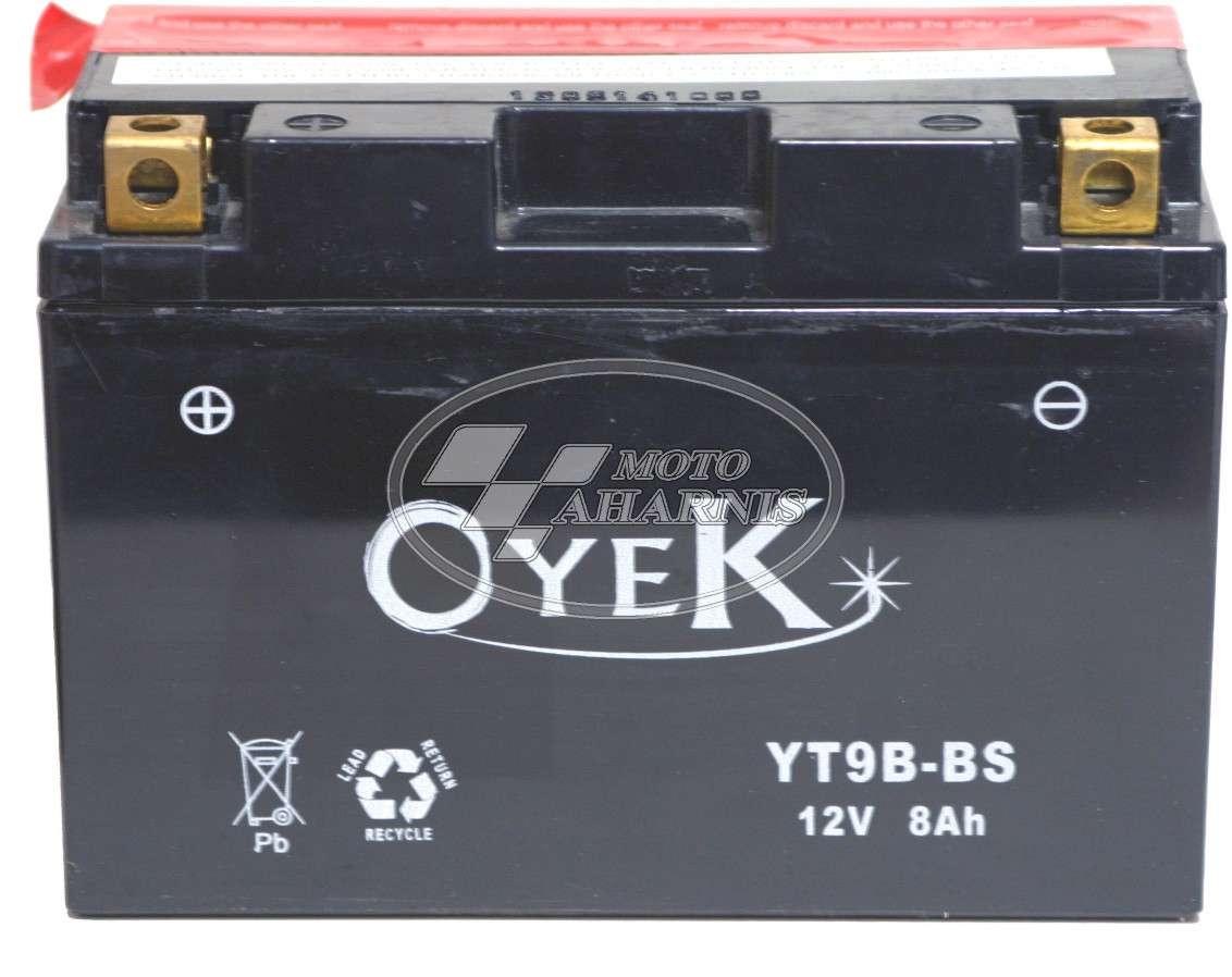 ΜΠΑΤΑΡΙΑ OYEK YT9B-BS
