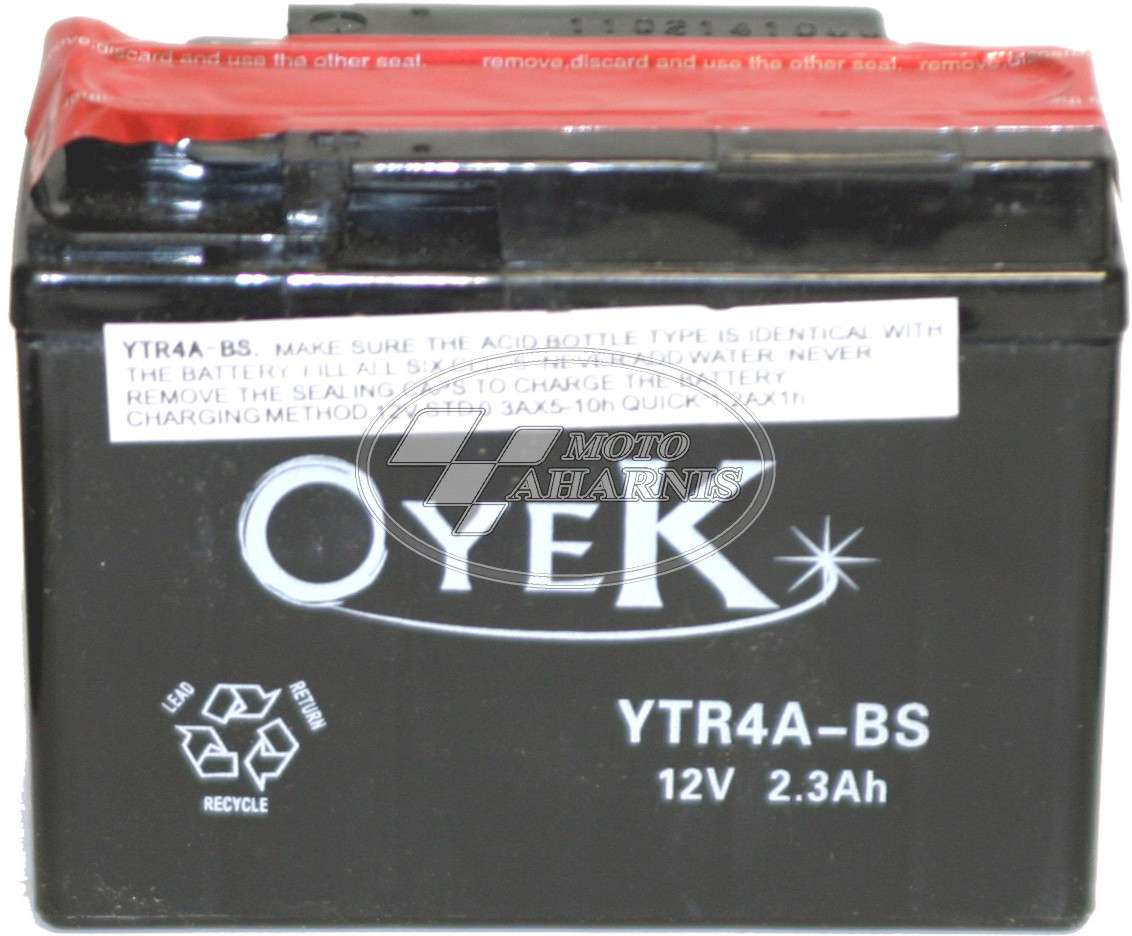 ΜΠΑΤΑΡΙΑ OYEK YTR4A-BS